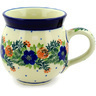 12 oz Stoneware Bubble Mug - Polmedia Polish Pottery H4972D