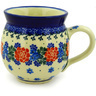 12 oz Stoneware Bubble Mug - Polmedia Polish Pottery H4973D
