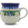 12 oz Stoneware Bubble Mug - Polmedia Polish Pottery H4976D