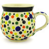 12 oz Stoneware Bubble Mug - Polmedia Polish Pottery H4987D
