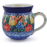 12 oz Stoneware Bubble Mug - Polmedia Polish Pottery H5343I
