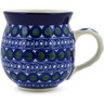 12 oz Stoneware Bubble Mug - Polmedia Polish Pottery H5366B