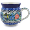 12 oz Stoneware Bubble Mug - Polmedia Polish Pottery H5431I