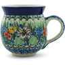12 oz Stoneware Bubble Mug - Polmedia Polish Pottery H5435I