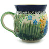 12 oz Stoneware Bubble Mug - Polmedia Polish Pottery H5570B