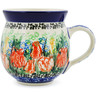 12 oz Stoneware Bubble Mug - Polmedia Polish Pottery H5632J