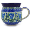 12 oz Stoneware Bubble Mug - Polmedia Polish Pottery H5682B