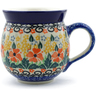 12 oz Stoneware Bubble Mug - Polmedia Polish Pottery H5691B