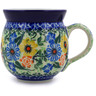 12 oz Stoneware Bubble Mug - Polmedia Polish Pottery H5692B