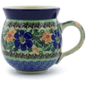 12 oz Stoneware Bubble Mug - Polmedia Polish Pottery H5693B