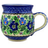 12 oz Stoneware Bubble Mug - Polmedia Polish Pottery H5695B