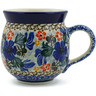 12 oz Stoneware Bubble Mug - Polmedia Polish Pottery H5698B