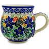 12 oz Stoneware Bubble Mug - Polmedia Polish Pottery H5699B