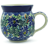 12 oz Stoneware Bubble Mug - Polmedia Polish Pottery H5743B