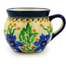 12 oz Stoneware Bubble Mug - Polmedia Polish Pottery H5747D