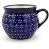 12 oz Stoneware Bubble Mug - Polmedia Polish Pottery H5748D