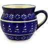 12 oz Stoneware Bubble Mug - Polmedia Polish Pottery H5750D