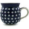 12 oz Stoneware Bubble Mug - Polmedia Polish Pottery H5776B