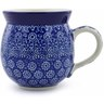 12 oz Stoneware Bubble Mug - Polmedia Polish Pottery H5807B