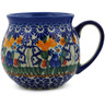 12 oz Stoneware Bubble Mug - Polmedia Polish Pottery H6023K