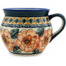 12 oz Stoneware Bubble Mug - Polmedia Polish Pottery H6268C