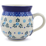 12 oz Stoneware Bubble Mug - Polmedia Polish Pottery H6321B