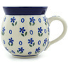 12 oz Stoneware Bubble Mug - Polmedia Polish Pottery H6495H