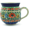12 oz Stoneware Bubble Mug - Polmedia Polish Pottery H6668D