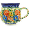 12 oz Stoneware Bubble Mug - Polmedia Polish Pottery H6673D