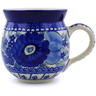 12 oz Stoneware Bubble Mug - Polmedia Polish Pottery H6679B