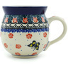 12 oz Stoneware Bubble Mug - Polmedia Polish Pottery H6732H