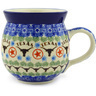 12 oz Stoneware Bubble Mug - Polmedia Polish Pottery H6826F