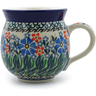 12 oz Stoneware Bubble Mug - Polmedia Polish Pottery H6852B