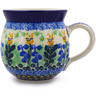 12 oz Stoneware Bubble Mug - Polmedia Polish Pottery H6888B