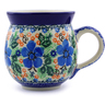 12 oz Stoneware Bubble Mug - Polmedia Polish Pottery H6893B