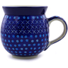 12 oz Stoneware Bubble Mug - Polmedia Polish Pottery H6954I