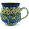 12 oz Stoneware Bubble Mug - Polmedia Polish Pottery H6963B