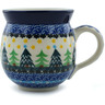12 oz Stoneware Bubble Mug - Polmedia Polish Pottery H7057C