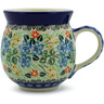12 oz Stoneware Bubble Mug - Polmedia Polish Pottery H7084B