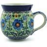 12 oz Stoneware Bubble Mug - Polmedia Polish Pottery H7089B