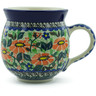12 oz Stoneware Bubble Mug - Polmedia Polish Pottery H7092B