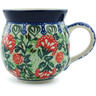 12 oz Stoneware Bubble Mug - Polmedia Polish Pottery H7093B