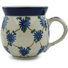 12 oz Stoneware Bubble Mug - Polmedia Polish Pottery H7114A