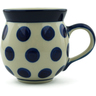 12 oz Stoneware Bubble Mug - Polmedia Polish Pottery H7150C