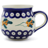 12 oz Stoneware Bubble Mug - Polmedia Polish Pottery H7216E