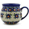 12 oz Stoneware Bubble Mug - Polmedia Polish Pottery H7221J