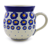 12 oz Stoneware Bubble Mug - Polmedia Polish Pottery H7226I