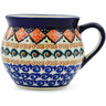 12 oz Stoneware Bubble Mug - Polmedia Polish Pottery H7339A