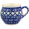 12 oz Stoneware Bubble Mug - Polmedia Polish Pottery H7509D