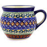 12 oz Stoneware Bubble Mug - Polmedia Polish Pottery H7510D